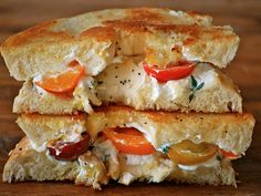 soul food, food network, grilled cheese recipes, chees recip, tea sandwiches, grilled cheese sandwiches, sandwich recipes, grilled cheeses, grilled sandwiches