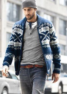 Winter style #menswear