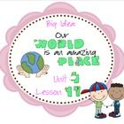 Here are 40 interactive smart board slides for a week of 3rd grade Houghton Mifflin Journeys lesson 17! I included the parts of HM that I use, but ...
