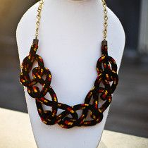 Accessories by ASH- Statement rope accessories - Accessories by ASH