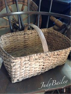 Love this basket