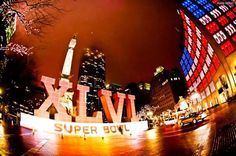 i LOVE my city. #SuperBowl #ProudHoosier