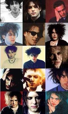 Robert Smith~The  Cure