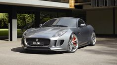 Jaguar C-X16 -- It is on its way!! It's a two-seat, rear-wheel-drive sports coupe built on an aluminium architecture and offers perfect 50:50 weight distribution. It measures 4,445mm long and 1,297mm tall (for reference, the new 911 measures 4,535mm in length). It's also the smallest Jaguar built since 1954 and the XK120. #topgear