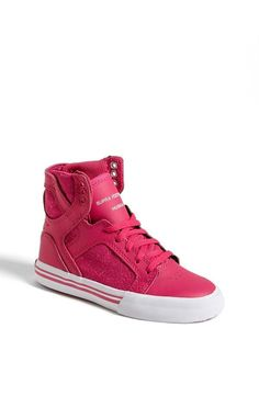 High-top sneakers for kids: awesome for back to school!