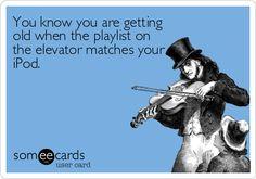 Oh My Freaking Stars!: Elevator Music