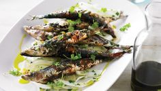 Grilled Sardines with Fennel Slaw - I Quit Sugar