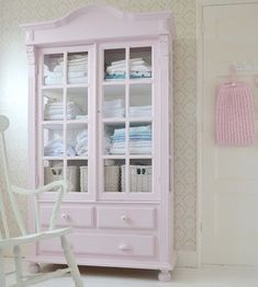 Ideas for a Shabby Chic Nursery {from Project Nursery} #shabbychic #nursery
