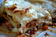 Pasticho de Carne / lasagna