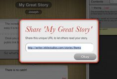 Inklewriter - a great site for creating interactive/choose your own adventure style stories.  Teachers have the ability to create student accounts w/ unique username/passwords.
