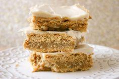 No-Bake Coconut Graham Cracker Cookie Bars