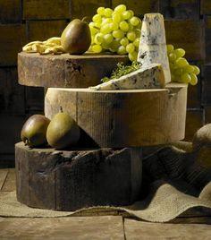 Cheese Displays / Wedding Style Inspiration / LANE