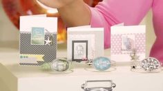 See Close To My Heart's Base & Bling line additions from the Annual Inspirations 2014 idea book!