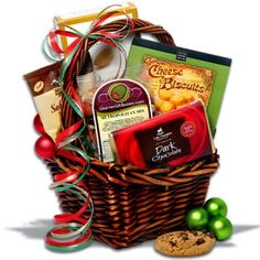 Ideas For Cheap Christmas Gift Baskets