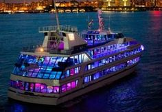 Dance the night away on a Hornblower Cruise!