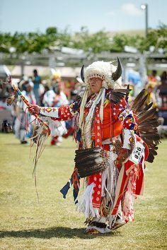 American Indian Chief by Todd Klassy, via Flickr