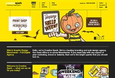 Effective Examples of Color in Web Design
