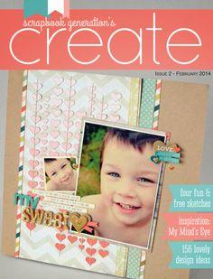 scrapbook generation Great new online magazine!!!