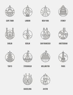 Free City Icons