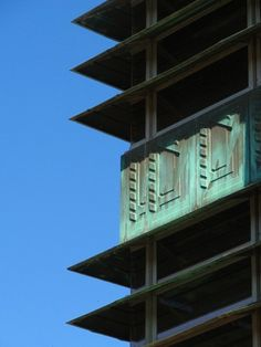 Price Tower / Frank Lloyd Wright
