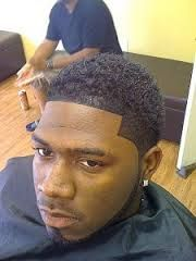 Dark Caesar Haircut And Temp Fade Anexa Beauty