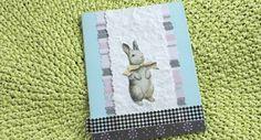 Pupu pääsiäiskortti