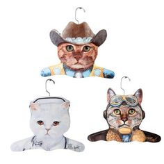 Stupell Industries: Dressed Up Cats Set Of 3