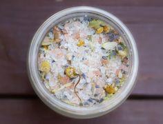 Organic Sleepytime Bath Salts - Orange! sleepytim bath, baths, salt promot, organ sleepytim, remedi, bath salts, natropathi, beauti, health