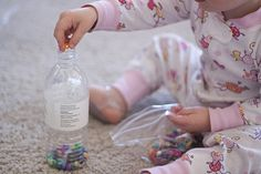 Toddler Busy Bag Activities - great ideas here....