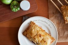 Heirloom Tomato Hand Pies with Bacon, Cheddar & Thai Basil Jalapenos
