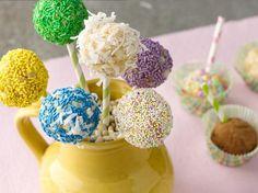 Piña Colada Cake Pops http://www.bettycrocker.com/recipes/pina-colada-cake-pops/8a6043a0-9d43-4088-ab7a-b60dcd33e4a8