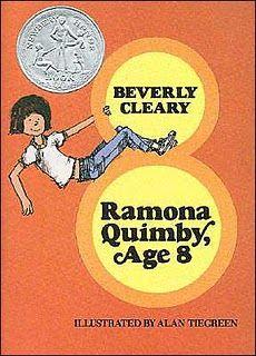 I devoured every Ramona book!