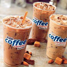 What's your favorite Caramel flavor? Caramel, Caramel Mocha, Caramel Almond or Caramel Turtle?