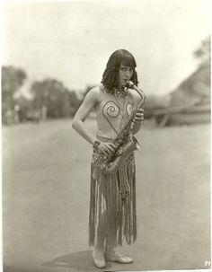 Patsy Ruth Miller.Press original,Decmber 1928.Movie The Gate Crashers.