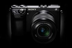 Sony Alpha NEX7 - Great portable body, add the NEX-Alpha lens adaptor and you have a compact solution for those days when your too damn tired to lug the pro gear around with you...