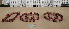 Olympics 100 days to go