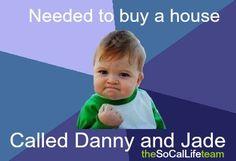 Who sells houses? houses, orange county, jade, social media, sell house, oranges, fun, orang counti, call danni