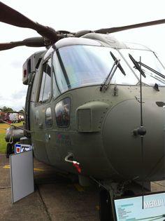 Merlin at RAF Cosford Air Show