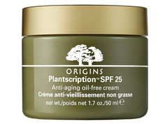 Crema anti-edad Plantscription Oil F Cream SPF25 Origins. http://www.liverpool.com.mx/shopping/store/shop.jsp?productDetailID=1018366921