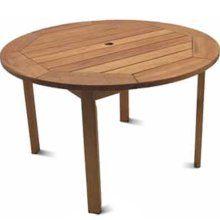 Eucalyptus table - FSC certified