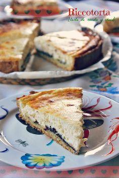 LA COCINA DE BABEL: Riccotorta {tarta de riccotta y chocolate}