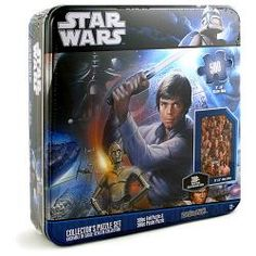 Star Wars Collector's 2 Puzzle Set$24.99