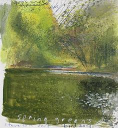 Forget all those 'polite' landscape paintings and let the great Kurt Jackson show you how to do it - Comment - Voices - The Independent