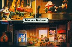 Extinct Epcot: Kitchen Kabaret - Frontierland Station #DisneyHistory