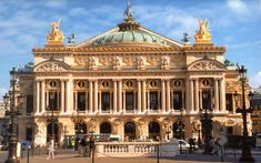favorit place, paris, lopera garnier, architectur, charl garnier