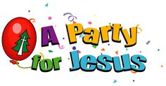 Party for Jesus Christmas Event