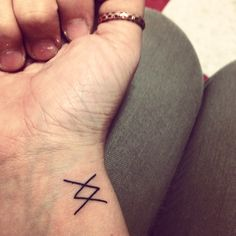 """Drawing this Rune may mark a time of joyful deliverance, of new life, a new path. A Rune of great power, receiving it means that you now have the strength to achieve completion, resolution, from which comes a new beginning."""