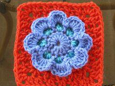 Ravelry: Free SmoothFoxs - Violas Garden Party pattern by Donna Mason-Svara