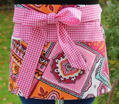 Vendor Apron for Crafters, Vendors, Professional Organizers, Event Planners by PunkiePies