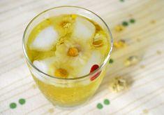 iced chyrsanthemum tea